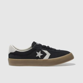 Converse Black Breakpoint Ox Unisex Junior
