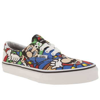 Vans Multi Era Nintendo Mario Unisex Junior
