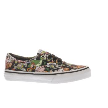 Vans Multi Authentic Toy Story Unisex Junior