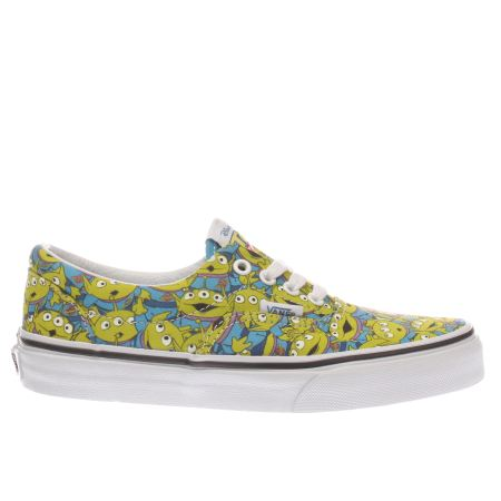 vans era toy story aliens 1