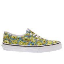 Vans Green Era Toy Story Aliens Unisex Junior