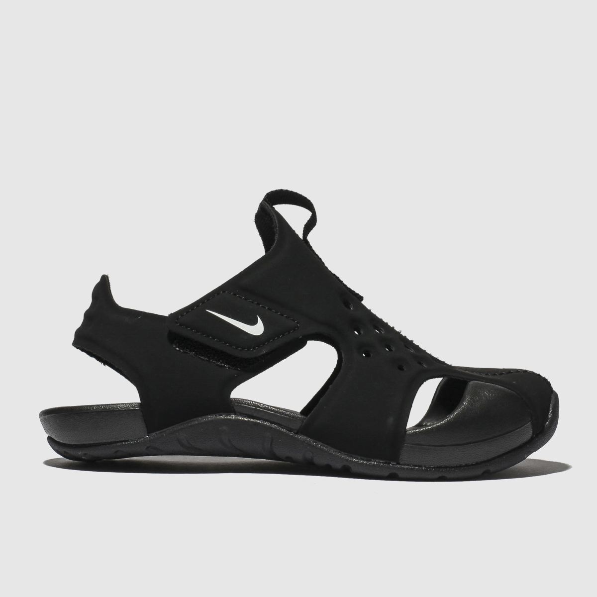 Nike Black Sunray Protect 2 Trainers Junior