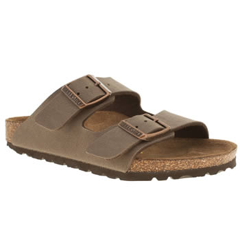 Birkenstock Brown Arizona Unisex Junior
