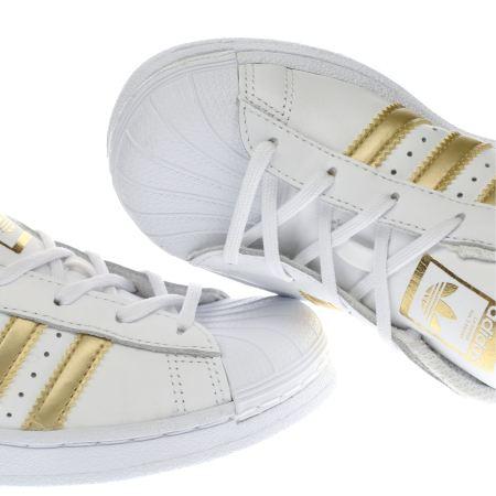 Adidas Superstar Gold Kids