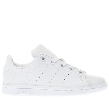 Adidas White Stan Smith Unisex Junior