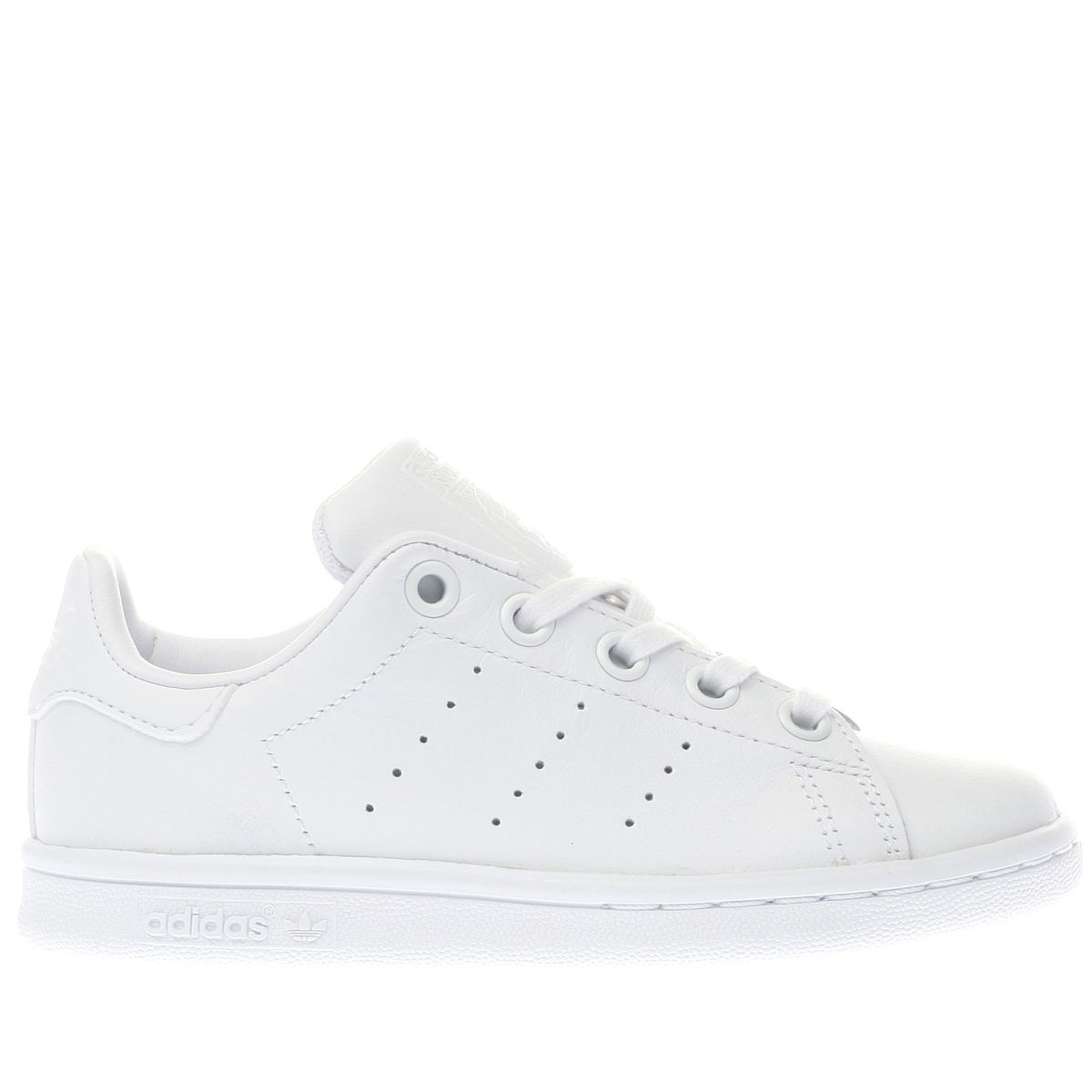 adidas white stan smith Junior Trainers