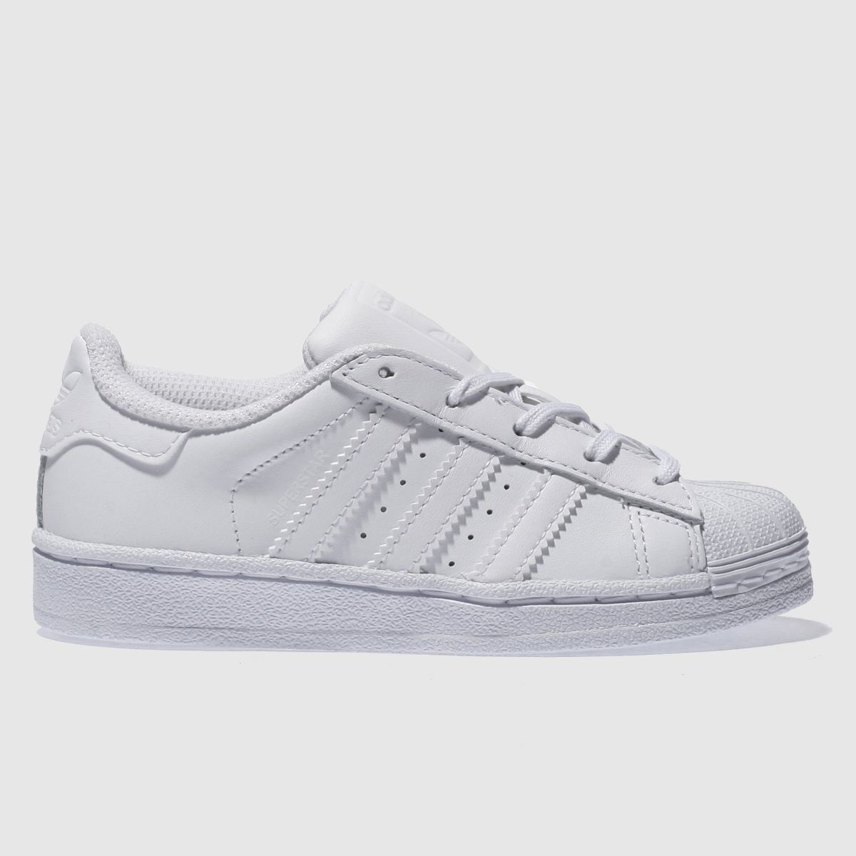 adidas white superstar foundation Junior Trainers