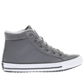 Converse Grey Boot Unisex Junior