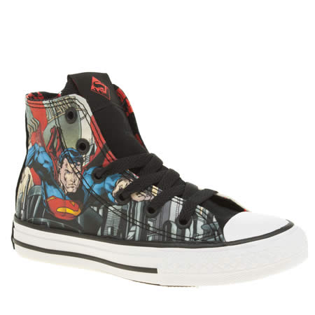 converse all star hi superman jnr 1