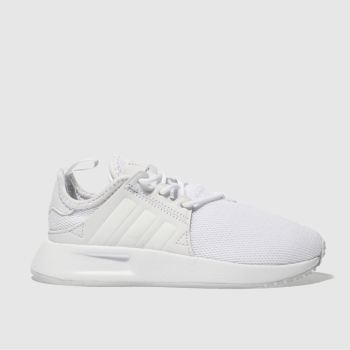 Adidas White X_Plr Unisex Junior