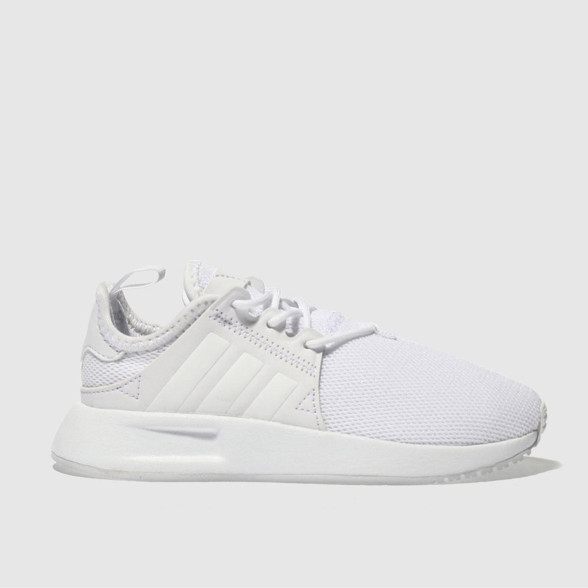 Adidas White X_plr Junior Trainers
