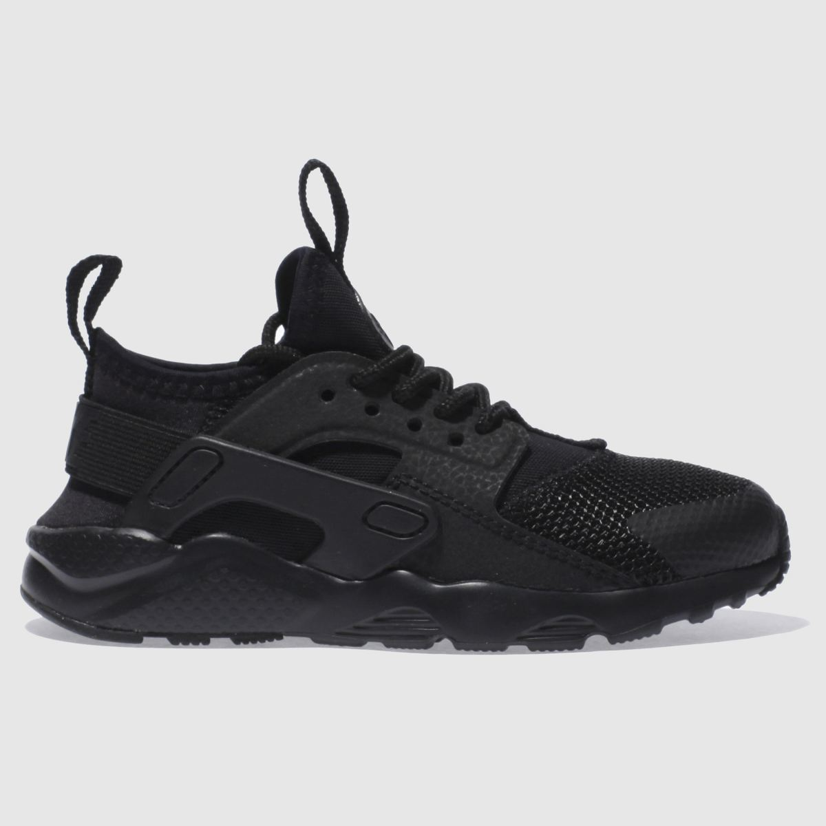 nike black huarache run ultra Youth Trainers