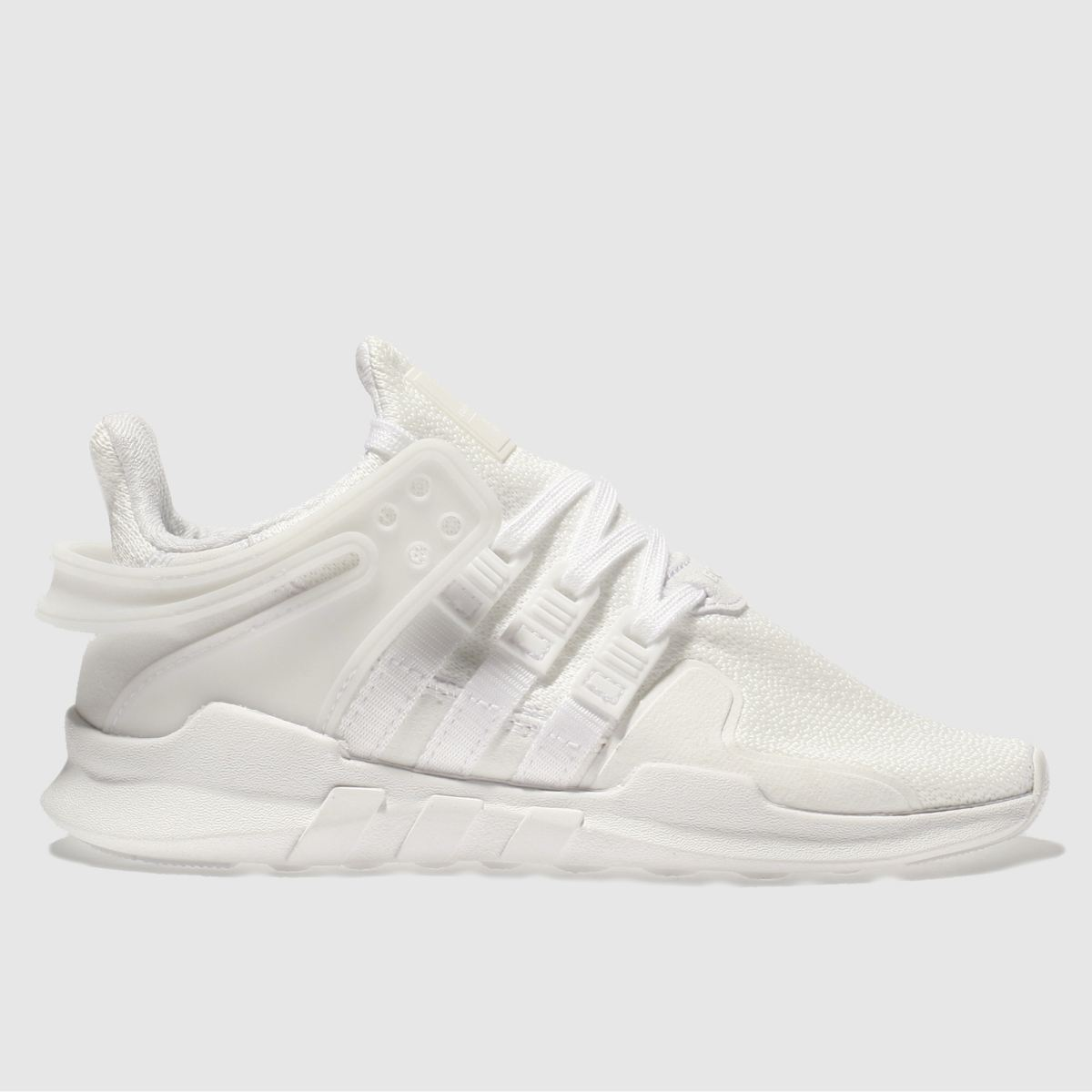 adidas white eqt support adv Junior Trainers