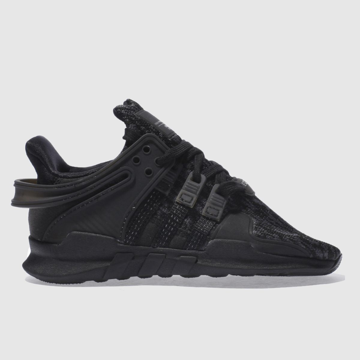 adidas black eqt support adv c Junior Trainers