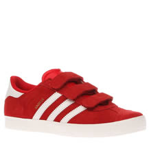 Adidas Red Gazelle 2 Unisex Junior
