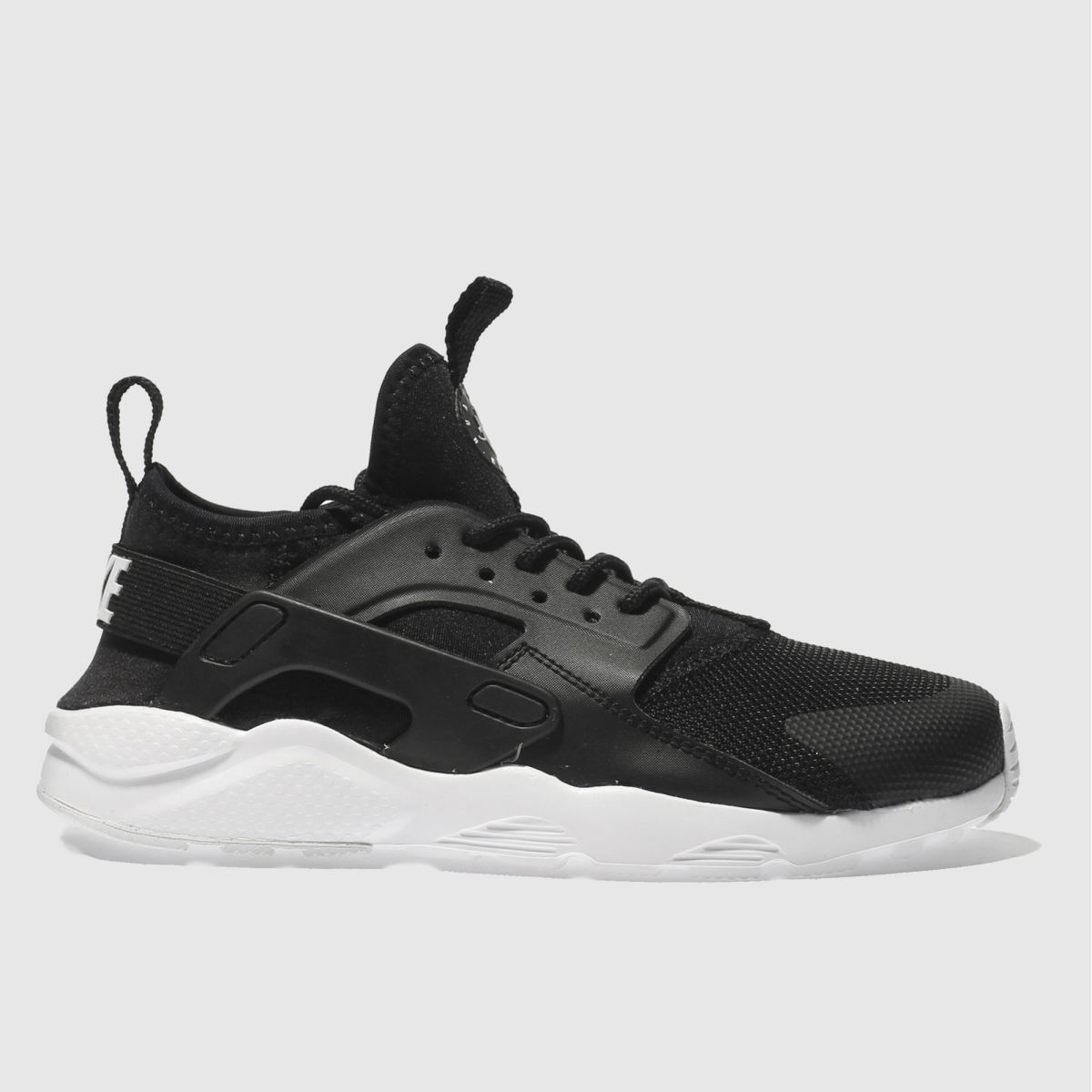 nike black huarache run ultra Junior Trainers
