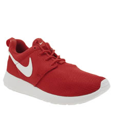 Nike Red Roshe One Unisex Youth