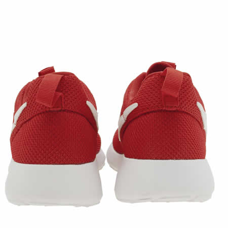 msaro Kids Red Nike Roshe One Youth Trainers | schuh