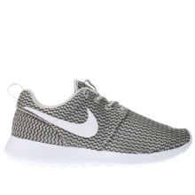 Nike Stone & Black Roshe One Unisex Youth
