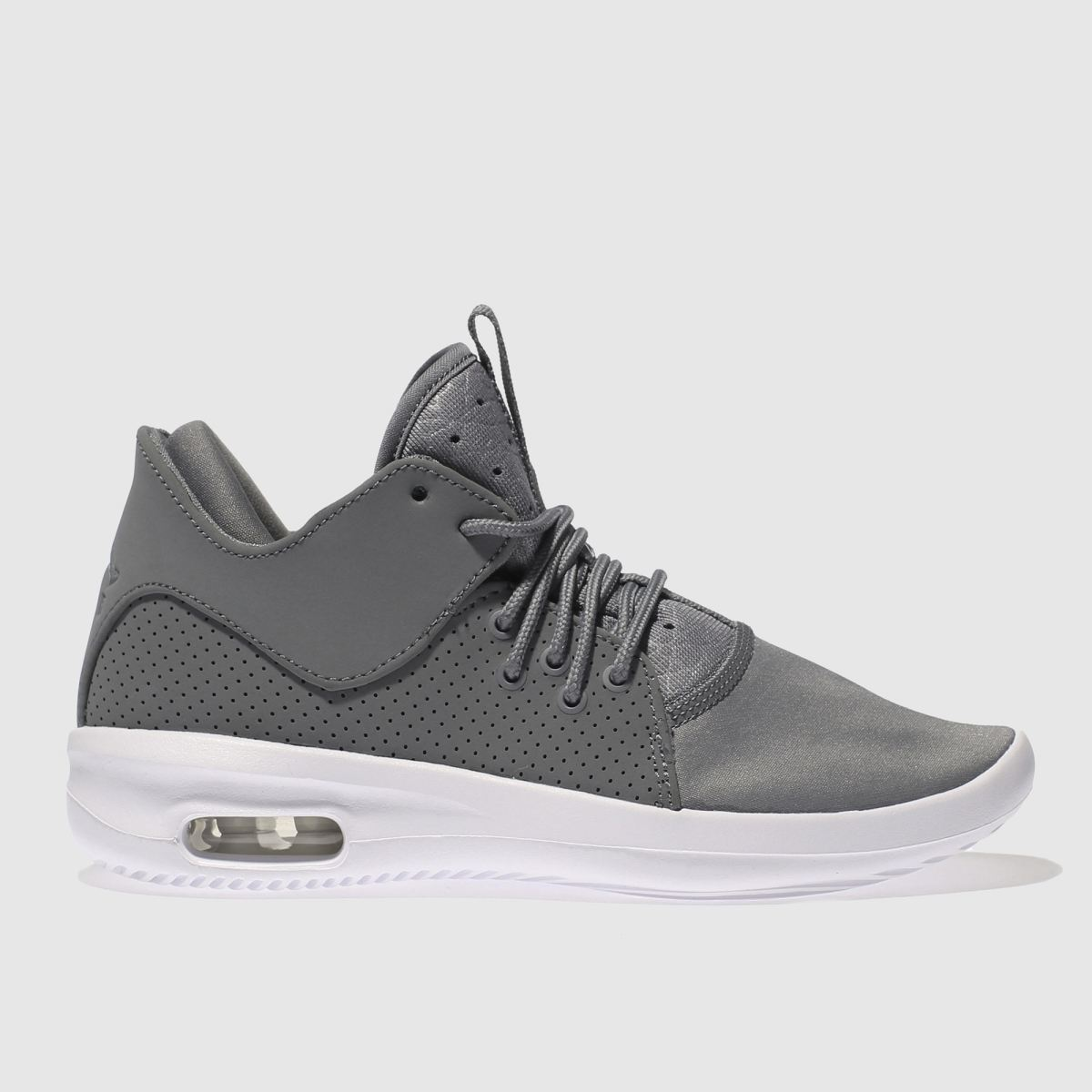 Nike Jordan Grey First Class Youth Trainers