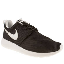 Youth Black Nike Roshe Run