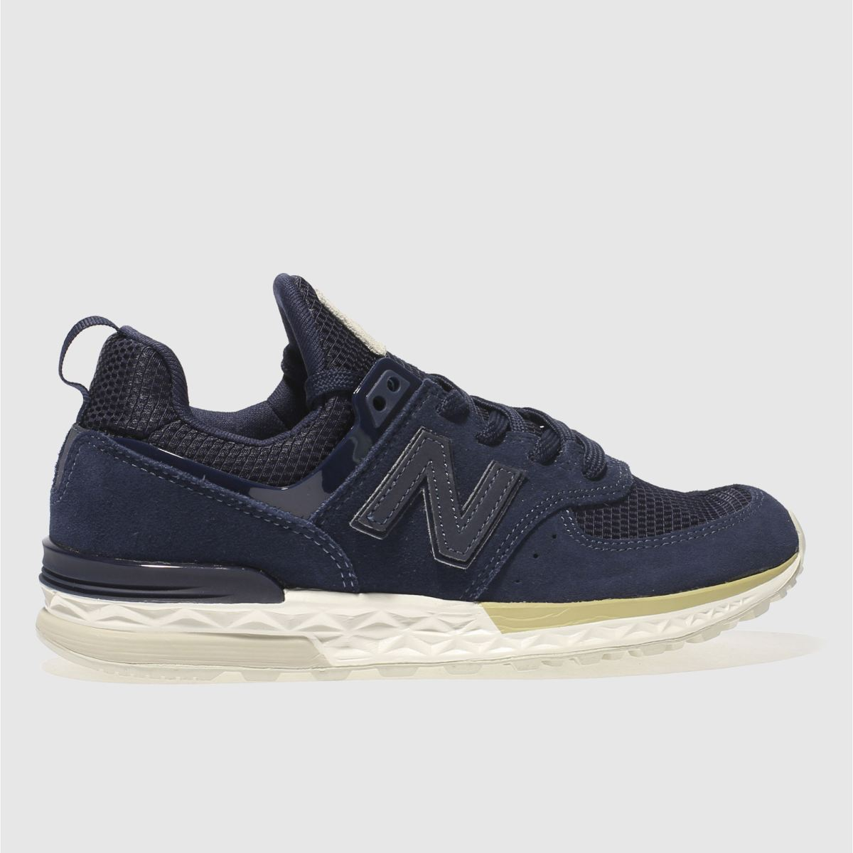 New Balance Navy 574 Sport Unisex Youth Youth
