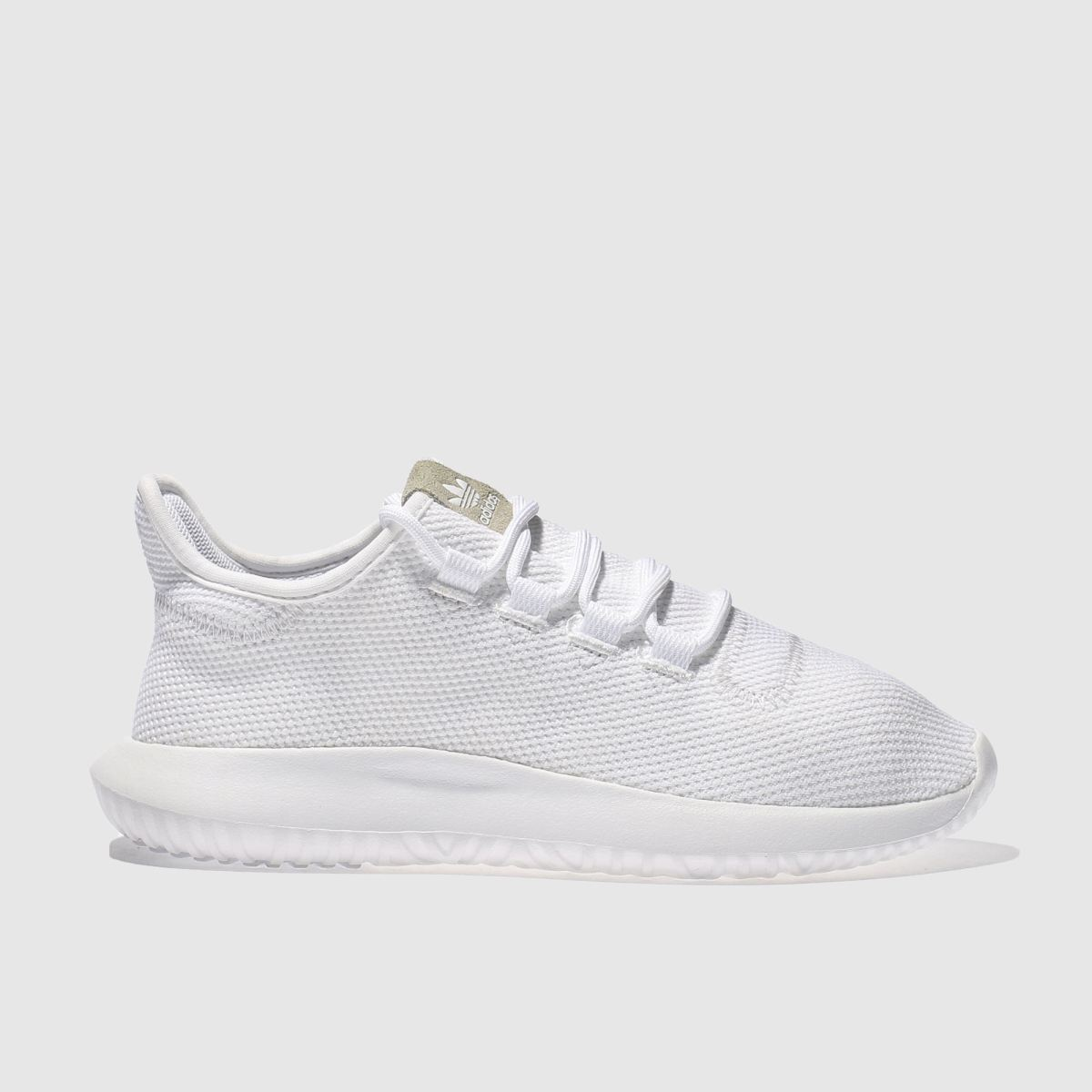 adidas white tubular shadow Youth Trainers