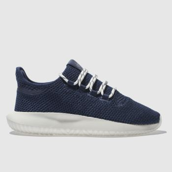 Adidas Navy Tubular Shadow Unisex Youth