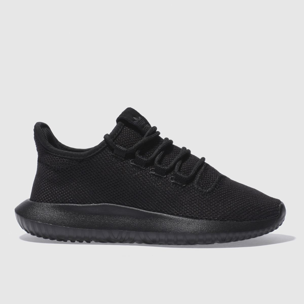 adidas black tubular shadow Youth Trainers