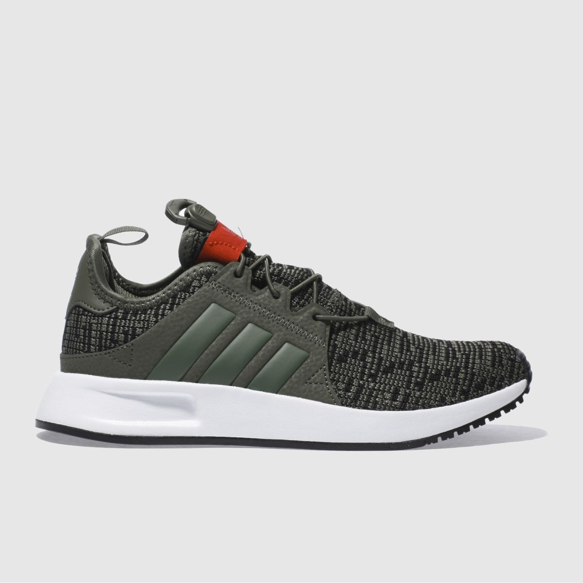 adidas khaki x_plr Youth Trainers