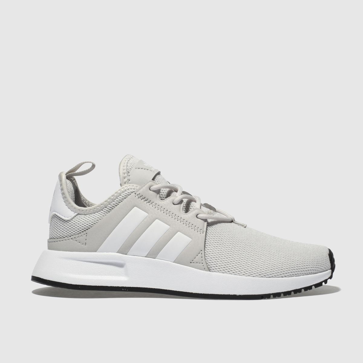 Adidas Light Grey X_plr Youth Trainers