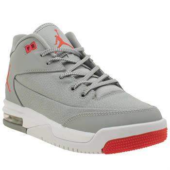 Nike Jordan Grey Flight Origin 3 Unisex Youth