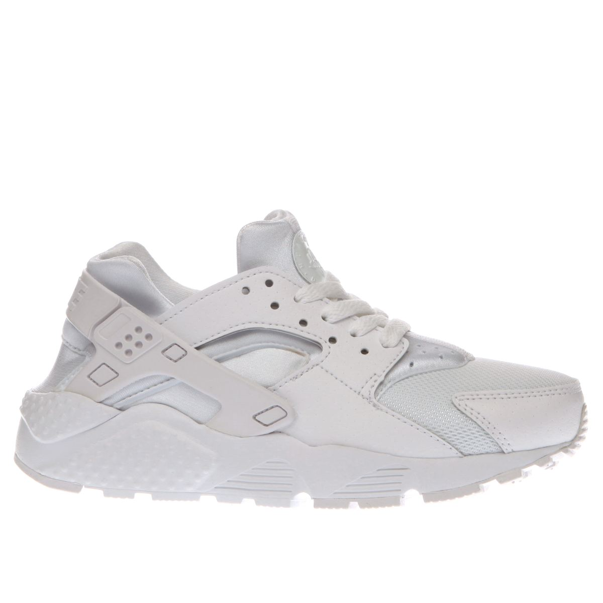 nike white huarache run Youth Trainers