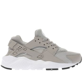 Nike Beige Huarache Run Unisex Youth