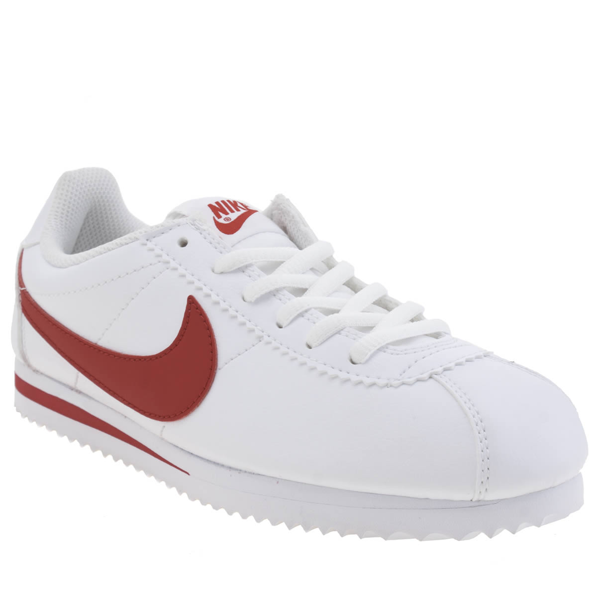 Blue Nike Cortez For Toddlers