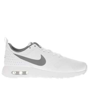 Nike White Air Max Tavas Unisex Youth