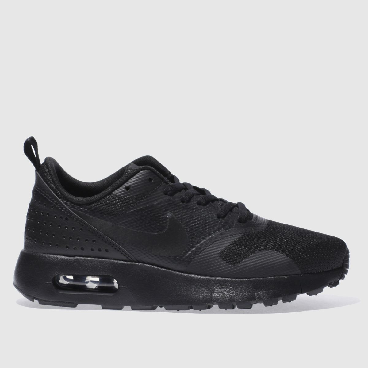 nike black air max tavas Youth Trainers