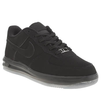 Unisex Nike Black Lunar Force 1 Unisex Youth