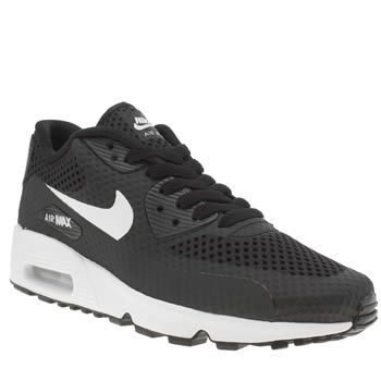 Nike Black & White Air Max 90 Br Unisex Youth
