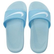 Nike Blue Kawa Slide Unisex Youth