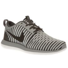 Nike Grey Roshe Two Flyknit Unisex Youth