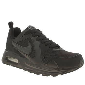 Nike Black Air Max Trax Unisex Youth