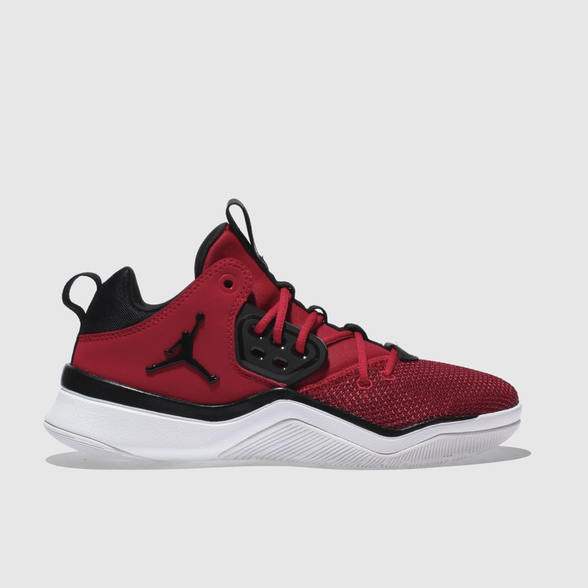 Nike Jordan Red Dna Youth Trainers