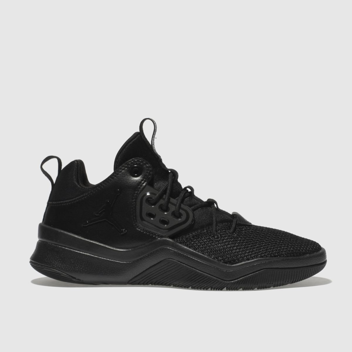 Nike Jordan Black Dna Youth Trainers