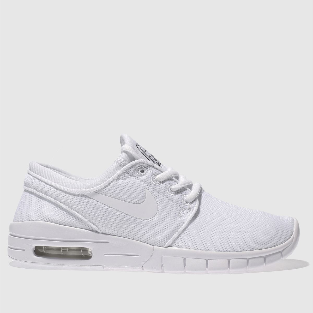 nike sb white stefan janoski Youth Trainers