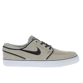 Unisex Nike Sb Light Grey Stefan Janoski Unisex Youth