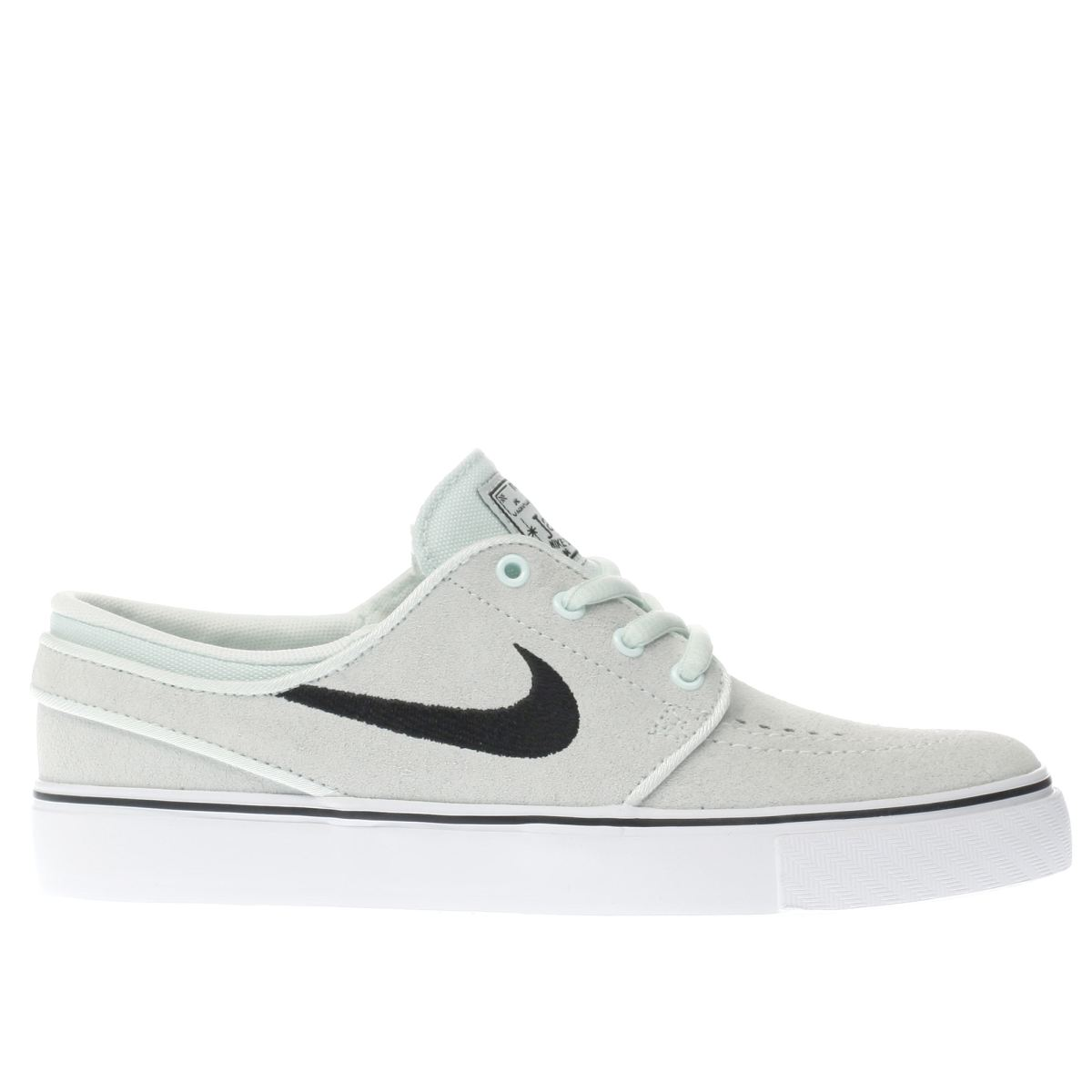 nike sb light green stefan janoski Youth Trainers
