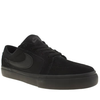 Nike Skateboarding Black Satire Unisex Youth