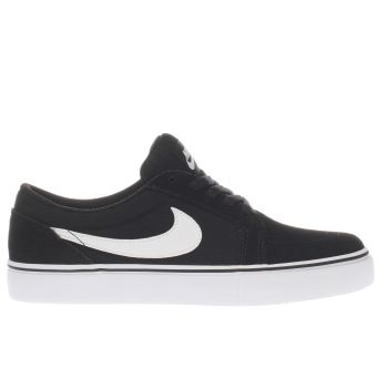Nike Sb Black & White Satire Ii Unisex Youth