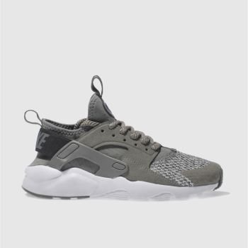 Nike Khaki Air Huarache Ultra Se Unisex Youth